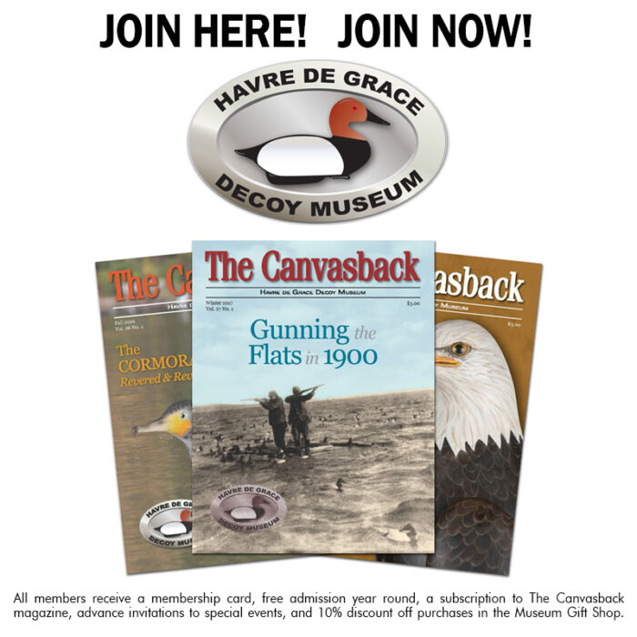 Join the Decoy Museum